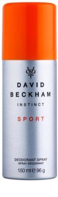 David Beckham Instinct Sport desodorante en spray para hombre