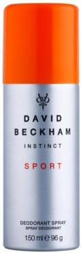David Beckham Instinct Sport dezodor férfiaknak
