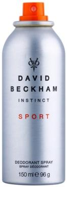 David Beckham Instinct Sport desodorante en spray para hombre 1