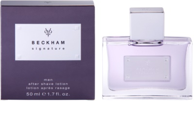 David Beckham Signature for Him After Shave für Herren