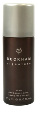 David Beckham Signature for Him deospray pro muže