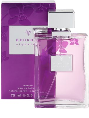 David Beckham Signature for Her Eau de Toilette für Damen 1
