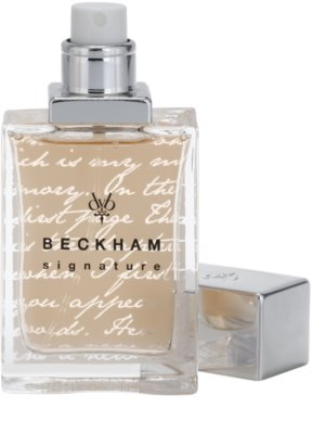 David Beckham Signature for Her Story Eau de Toilette für Damen 3