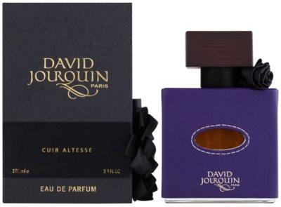 David Jourquin Cuir Altesse eau de parfum nőknek