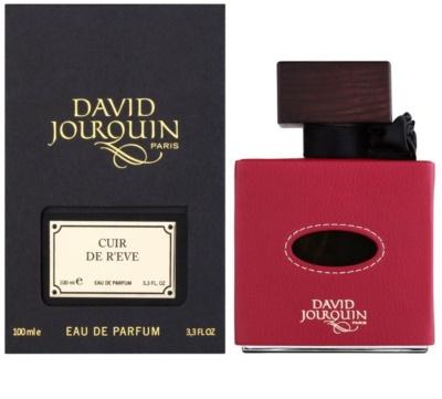 David Jourquin Cuir de R´Eve eau de parfum para mujer