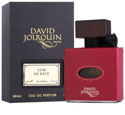 David Jourquin Cuir de R´Eve eau de parfum para mujer 1