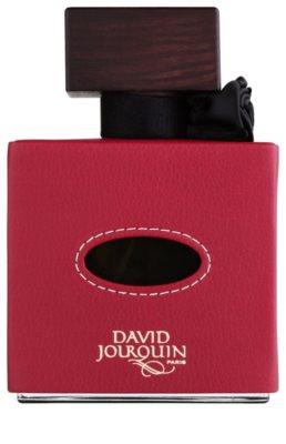 David Jourquin Cuir de R´Eve eau de parfum para mujer 2