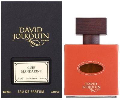 David Jourquin Cuir Mandarine Eau de Parfum für Herren