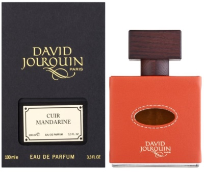 David Jourquin Cuir Mandarine eau de parfum para hombre