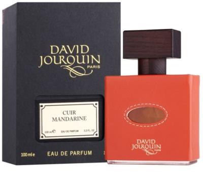 David Jourquin Cuir Mandarine парфюмна вода за мъже 1