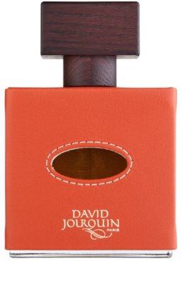 David Jourquin Cuir Mandarine Eau de Parfum für Herren 2