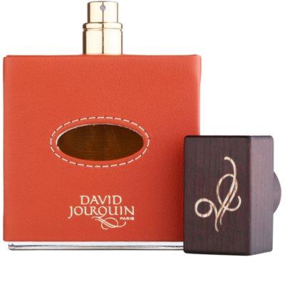 David Jourquin Cuir Mandarine парфюмна вода за мъже 3