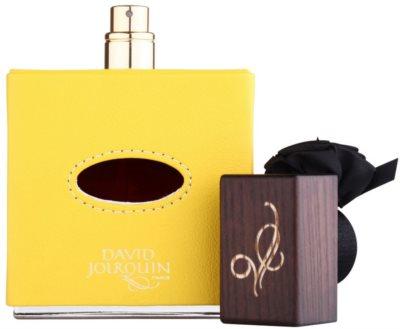 David Jourquin Cuir Solaire parfumska voda uniseks 3