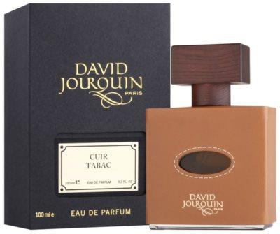 David Jourquin Cuir Tabac парфюмна вода за мъже 1