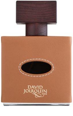 David Jourquin Cuir Tabac Eau de Parfum para homens 2