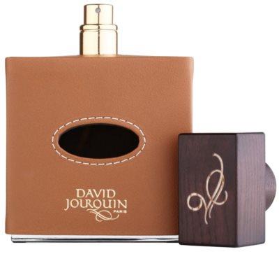 David Jourquin Cuir Tabac парфюмна вода за мъже 3