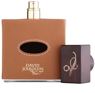David Jourquin Cuir Tabac Eau de Parfum para homens 3