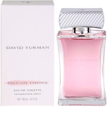 David Yurman Delicate Essence eau de toilette para mujer