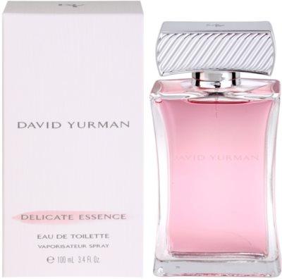 David Yurman Delicate Essence Eau de Toilette para mulheres