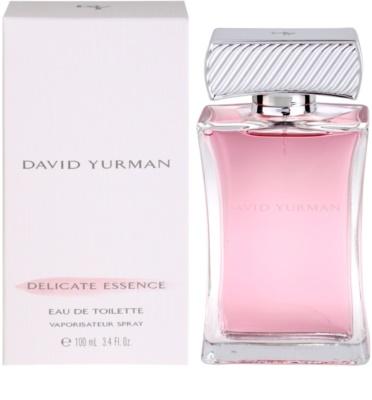 David Yurman Delicate Essence toaletní voda pro ženy
