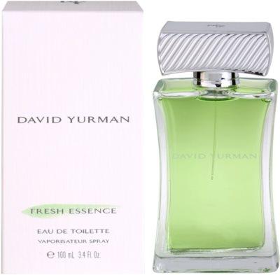 David Yurman Fresh Essence eau de toilette para mujer