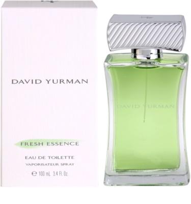 David Yurman Fresh Essence Eau de Toilette para mulheres
