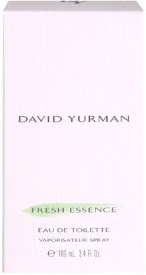 David Yurman Fresh Essence eau de toilette para mujer 4