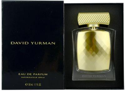 David Yurman For Women eau de parfum nőknek 2