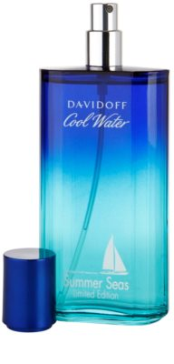 Davidoff Cool Water Summer Seas Eau de Toilette para homens 2