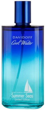 Davidoff Cool Water Summer Seas Eau de Toilette para homens 1