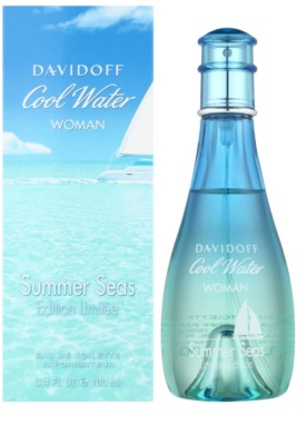 Davidoff Cool Water Woman Summer Seas 2015 Eau de Toilette für Damen