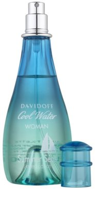 Davidoff Cool Water Woman Summer Seas 2015 Eau de Toilette für Damen 4
