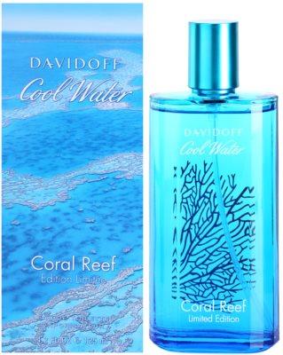Davidoff Cool Water Coral Reef toaletna voda za moške