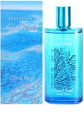 Davidoff Cool Water Coral Reef туалетна вода для чоловіків