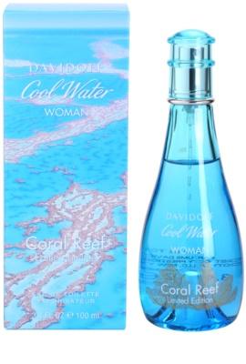 Davidoff Cool Water Coral Reef Eau de Toilette pentru femei