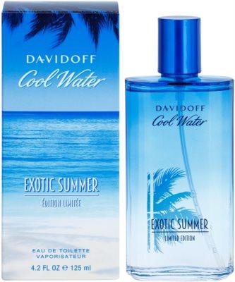 Davidoff Cool Water Man Exotic Summer Limited Edition toaletní voda pro muže