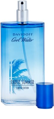 Davidoff Cool Water Man Exotic Summer Limited Edition eau de toilette férfiaknak 4