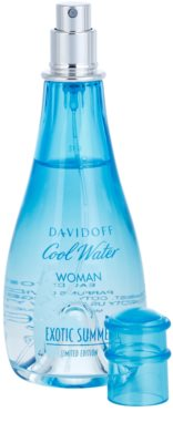 Davidoff Cool Water Woman Exotic Summer Limited Edition Eau de Toilette for Women 4