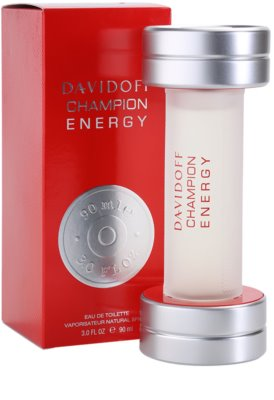 Davidoff Champion Energy toaletna voda za moške 1
