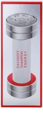 Davidoff Champion Energy toaletna voda za moške 4