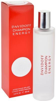 Davidoff Champion Energy voda po holení pro muže
