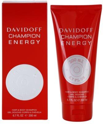 Davidoff Champion Energy Duschgel für Herren