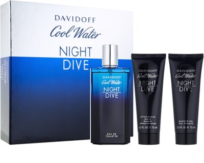 Davidoff Cool Water Night Dive zestaw upominkowy