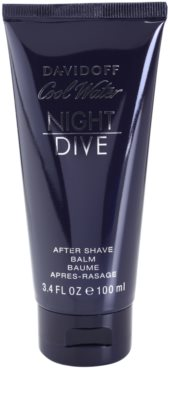 Davidoff Cool Water Night Dive bálsamo after shave para hombre 2