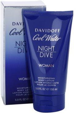 Davidoff Cool Water Night Dive молочко для тіла для жінок 1