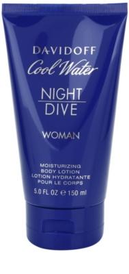 Davidoff Cool Water Night Dive молочко для тіла для жінок 2