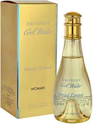 Davidoff Cool Water Sensual Essence Eau de Parfum para mulheres