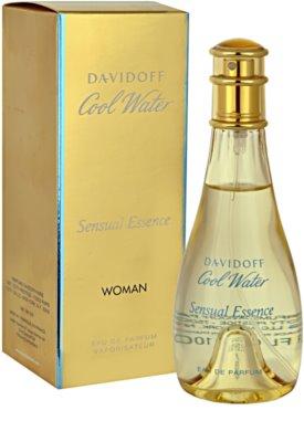 Davidoff Cool Water Sensual Essence Eau De Parfum pentru femei