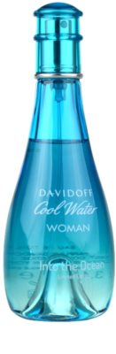 Davidoff Cool Water Woman Into the Ocean тоалетна вода за жени 1