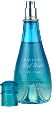 Davidoff Cool Water Woman Into the Ocean тоалетна вода за жени 2
